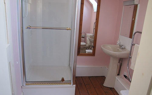 Ensuite from Double bedroom