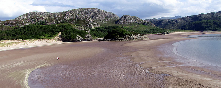 Little Gruinard beach